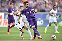 Diego Capel Genoa, Davide Astori Fiorentina  <br /> Firenze 12-09-2015 Stadio Artemio Franchi Football Calcio Serie A 2015/2016 Fiorentina - Genoa Foto Andrea Staccioli / Insidefoto<br /> Fiorentina captain Davide Astori dies suddenly aged 31 . <br /> Astori was staying a hotel with his team-mates ahead of their game on Sunday away at Udinese when he passed away. <br /> Foto Insidefoto