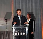 Leonardo DiCaprio & Harvey Weinstein.2005 Miramax Pre Oscar Party.Pacific Design Center.West Hollywood, CA, USA.Saturday, February, 26, 2005.Photo By Selma Fonseca Celebrityvibe.com/Photovibe.com, New York, USA, Phone 212 410 5354, email:sales@celebrityvibe.com...