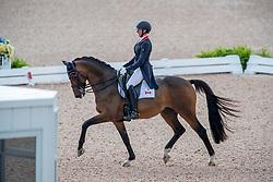 Lane Megan, CAN, Zodiac MW<br /> World Equestrian Games - Tryon 2018<br /> © Hippo Foto - Dirk Caremans<br /> 13/09/18