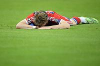 Fotball<br /> Tyskland<br /> 12.05.2015<br /> Foto: Witters/Digitalsport<br /> NORWAY ONLY<br /> <br /> Bastian Schweinsteiger (Bayern)<br /> <br /> Fussball, Champions League, Halbfinale Rueckspiel, FC Bayern München - FC Barcelona