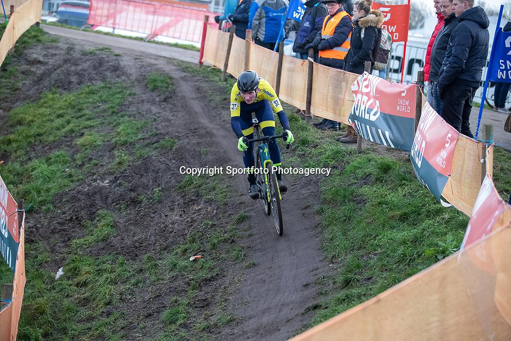 11-01-2020: Wielrennen: NK Veldrijden: Rucphen<br />Tim Putman