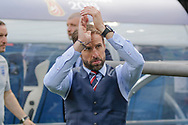 England head coach Gareth Southgate during the 2018 FIFA World Cup Russia, Group G football match between England and Panama on June 24, 2018 at Nizhny Novgorod Stadium in Nizhny Novgorod, Russia - Photo Thiago Bernardes / FramePhoto / ProSportsImages / DPPI