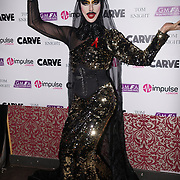 Virgin Xtravaganzah takes the stage at Muse in Soho for one night to help raise money for GMFA – The gay men's health charity and their HIV prevention and stigma-challenging work on 1st December 2016 in Soho,London,UK. Photo by See Li
