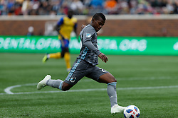October 13, 2018 - Minneapolis, MN, USA - Minneapolis, MN - Saturday, October 13, 2018: Minnesota United FC played Colorado Rapids in a Major League Soccer (MLS) game at TCF Bank stadium. Final score Minnesota United 0, Colorado Rapids 2 (Credit Image: © Jeremy Olson/ISIPhotos via ZUMA Wire)