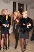 """NOELLE RENO; KARINA CONSTANTINE; MADEZDA OVCHINNILOVA,  ÒFly To BakuÓ Contemporary Art from Azerbaijan, Phillips de Pury. Howick Place, London. 17 January 2012<br /> NOELLE RENO; KARINA CONSTANTINE; MADEZDA OVCHINNILOVA,  """"Fly To Baku"""" Contemporary Art from Azerbaijan, Phillips de Pury. Howick Place, London. 17 January 2012"""