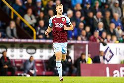 Matej Vydra of Burnley - Mandatory by-line: Robbie Stephenson/JMP - 30/08/2018 - FOOTBALL - Turf Moor - Burnley, England - Burnley v Olympiakos - UEFA Europa League Play-offs second leg