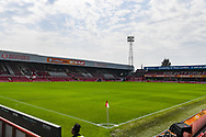 A general shot of Griffin Park ahead of the EFL Sky Bet Championship match between Brentford and Queens Park Rangers at Griffin Park, London, England on 21 April 2018. Picture by Stephen Wright.