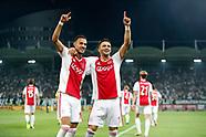 FOOTBALL - UEFA CHAMPIONS LEAGUE - 2ND QUALIFYING ROUND - STURM GRAZ v AJAX 010818