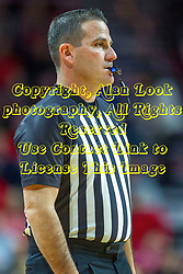 NORMAL, IL - November 29: Mike OíNeill during a college basketball game between the ISU Redbirds and the Prairie Stars of University of Illinois Springfield (UIS) on November 29 2019 at Redbird Arena in Normal, IL. (Photo by Alan Look)