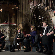 23.11.2019 Saint Patrick Cathedral Jonathan Swift Festival panel discussion