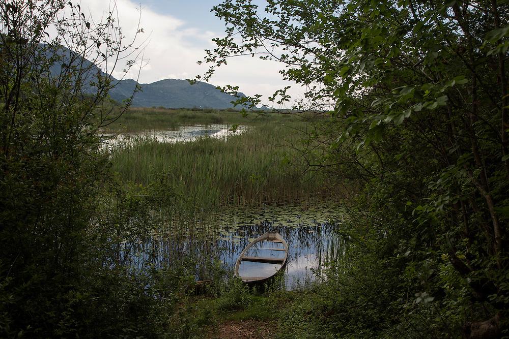 Lake Skadar near the village of Drusici, Montenegro.<br /> <br /> Matt Lutton for the European Commission