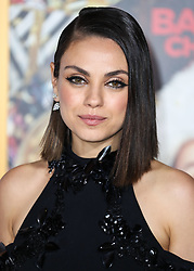 Los Angeles Premiere Of STX Entertainment's 'A Bad Moms Christmas' held at Regency Village Theatre on October 30, 2017 in Westwood, California. 30 Oct 2017 Pictured: Mila Kunis. Photo credit: IPA/MEGA TheMegaAgency.com +1 888 505 6342