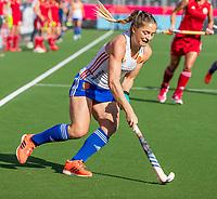 ANTWERP - BELFIUS EUROHOCKEY Championship.  women  England v Belarus (4-3) . Suzy Petty (Eng) . WSP/ KOEN SUYK