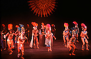 MEXICO, MEXICO CITY Bellas Artes Theater; Ballet Folklorico