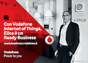 adv Vodafone campaing<br /> ag. Young and Rubican Milan