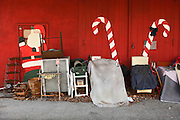 Antique Shop, Andover, NJ.<br /> Appeared in the Sunday, December 17, 2006 edition of the New York Times.