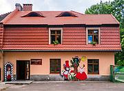 Muzeum zabawek, Kudowa-Zdrój, Polska<br /> Museum of toys, Kudowa-Zdrój, Poland