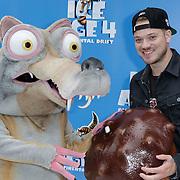 NLD/Haarlem/20120627 - Filmpremiere Ice Age 4, Gers Pardoel