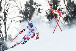 Michelle Gisin (SUI) during the Ladies' Giant Slalom at 57th Golden Fox event at Audi FIS Ski World Cup 2020/21, on January 17, 2021 in Podkoren, Kranjska Gora, Slovenia. Photo by Vid Ponikvar / Sportida