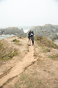 Coquille Point National Wildlife Refuge in Bandon, OR