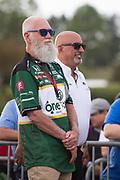 April 5-7, 2019: IndyCar Grand Prix of Alabama. David Letterman