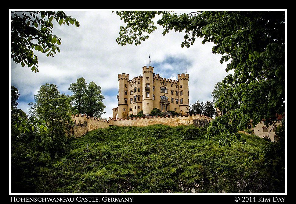 Hohenschwangau Castle<br /> Germany <br /> May 2014