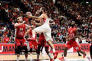 DESCRIZIONE : Milano Euroleague 2015-16 EA7 Emporio Armani Milano - Olympiacos Piraeus<br /> GIOCATORE : Vassilis Spanoulis<br /> CATEGORIA : penetrazione passaggio sequenza<br /> SQUADRA : Olympiacos Piraeus<br /> EVENTO : Euroleague 2015-2016<br /> GARA : EA7 Emporio Armani Milano - Olympiacos Piraeus<br /> DATA : 30/10/2015<br /> SPORT : Pallacanestro<br /> AUTORE : Agenzia Ciamillo-Castoria/Max.Ceretti<br /> Galleria : Euroleague 2015-2016 <br /> Fotonotizia: Milano Euroleague 2015-16 EA7 Emporio Armani Milano - Olympiacos Piraeus
