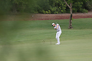 Thomas Pieters (BEL) on the 10th fairway during the 3rd round of the DP World Tour Championship, Jumeirah Golf Estates, Dubai, United Arab Emirates. 17/11/2018<br /> Picture: Golffile | Fran Caffrey<br /> <br /> <br /> All photo usage must carry mandatory copyright credit (© Golffile | Fran Caffrey)