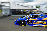 August 22-24, 2014: Virginia International Raceway. #9 Kevin O'Connell, Rick Ware Racing, Lamborghini of Toronto
