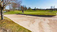 VIJFHUIZEN - Haarlemmermeersche Golf Club  bunker Lynden hole 2COPYRIGHT KOEN SUYK