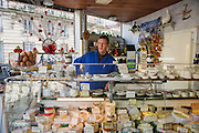 Cheese store in the 8th arrondissement of Paris