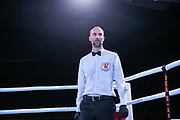 BOXEN: AGON Boxgala, Berlin, 27.02.2021<br /> IBF Intercontinental<br /> Stefano Castellucci (ITA) - Haro Matevosyanl (GER)<br /> © Torsten Helmke