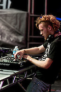 Rusko at North Coast Music Festival in Chicago, IL on September 3, 2011