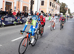 POLANC Jan (SLO)  at finish line during the UCI Class 1.2 professional race 4th Grand Prix Izola, on February 26, 2017 in Izola / Isola, Slovenia. Photo by Vid Ponikvar / Sportida