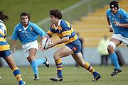 22 June 2003, Italy vs Bay of Plenty, Rotorua Stadium, New Zealand.<br />Nathan Strongman. BOP won 33-30<br />Pic: Sandra Teddy/Photosport