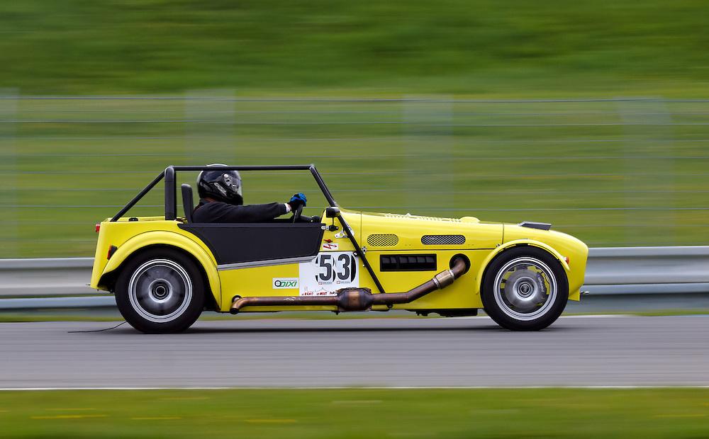 Race days - Donkervoort on track