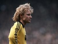 Fotball<br /> Tyskland<br /> Feature Borussia Dortmund<br /> Foto: Witters/Digitalsport<br /> NORWAY ONLY<br /> <br /> Manfred BURGSMUELLER<br /> Fussballspieler Borussia Dortmund<br /> 1981