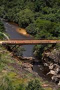 Diamantina_MG, Brasil...Rio Jequitinhonha em Diamantina, Minas Gerais...The Jequitinhonha river in Diamantina, Minas Gerais...Foto: LEO DRUMOND /  NITRO