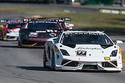 October 3-5, 2013. Lamborghini Super Trofeo - Virginia International Raceway. #77 Joe Courtney, MusanteMTSPRT, Lamborghini of Manhattan