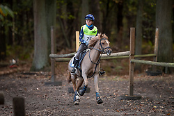 Thijs Eliot, BEL, Vuurdoorn<br /> LRV Ponie cross - Zoersel 2018<br /> © Hippo Foto - Dirk Caremans<br /> 28/10/2018