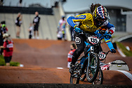 #135 (CARR Amanda) THA Avent Bombshell 100% at Round 7 of the 2019 UCI BMX Supercross World Cup in Rock Hill, USA