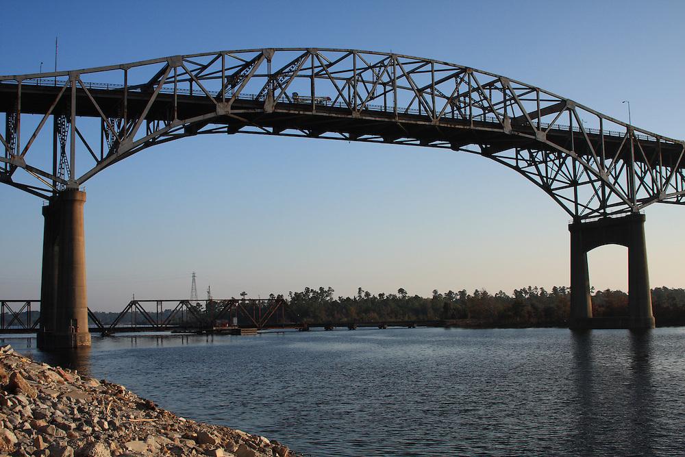 I-10 Bridge, Lake Charles, LA