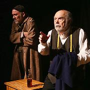 The Bespoke Overcoat. Produced by The New Yiddish Repetory. New York, NY 2015