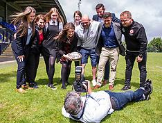 Minister for Sport launches GBP1 million programme, Edinburgh, 19 June 2018