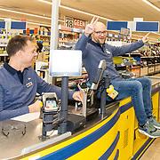 NLD/Hiuizen/20190108 - '1 Minuut gratis winkelen met Radio 538', Henk Blok  en Jelte van der Groot