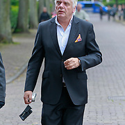 NLD/Blaricum/20110607 - Uitvaart Willem Duys, Jan Slagter