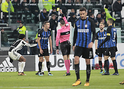 December 9, 2017 - Turin, Italy - Ivan Perisic  during the Italian Serie A football match Juventus and Internazionale on December 9, 2017 at the Allianz stadium in Turin. (Credit Image: © Loris Roselli/NurPhoto via ZUMA Press)