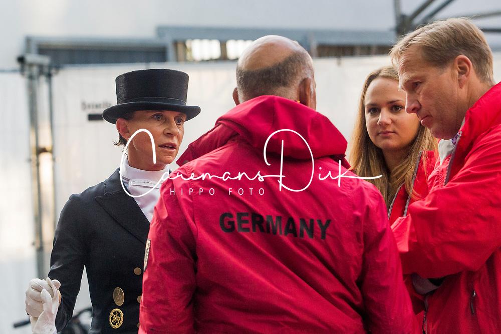 Lenherr Charlotte, SUI, Darko of de Niro ZS CH<br /> EC Rotterdam 2019<br /> © Hippo Foto - Sharon Vandeput<br /> 20/08/19
