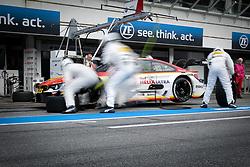 October 13, 2017 - Germany - Motorsports: DTM race Nuerburgring, Saison 2017 - 9. Event Hockenheimring, GER, # 16 Timo Glock (GER, BMW Team RMR, BMW M4 DTM) (Credit Image: © Hoch Zwei via ZUMA Wire)