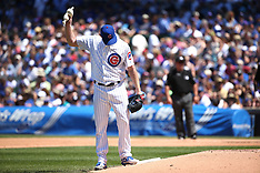 Colorado Rockies v Chicago Cubs - 10 June 2017